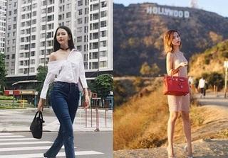 Hội con nhà giàu Việt: Hai nàng tiểu thư xinh đẹp 'hút' mắt người nhìn