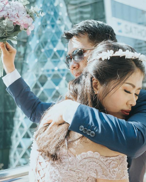 Yêu từ cái nhìn đầu tiên, chàng cưa đổ và hỏi cưới nàng sau 30 ngày3