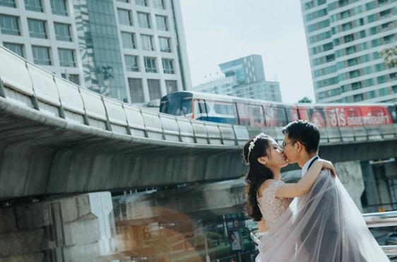 Yêu từ cái nhìn đầu tiên, chàng cưa đổ và hỏi cưới nàng sau 30 ngày4
