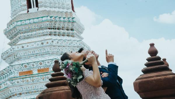 Yêu từ cái nhìn đầu tiên, chàng cưa đổ và hỏi cưới nàng sau 30 ngày5