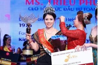 Hoa hậu Doanh nhân nghi cầm đầu đường dây buôn bán hóa đơn nghìn tỷ đã bỏ trốn