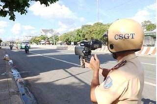 Bị bắn tốc độ có quyền yêu cầu CSGT cung cấp hình ảnh vi phạm không?