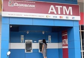 Agribank khẳng định chỉ có 12 tài khoản mất tiền bị rút qua ATM