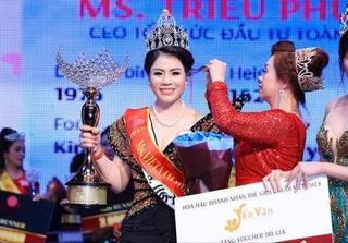 Hoa hậu Doanh nhân thế giới người Việt 2018 lập 17 công ty