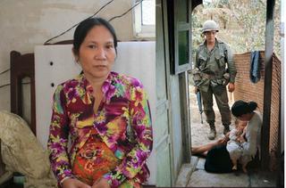 Gặp lại 'em bé' trong bức ảnh mẹ cho bú trước khi bị tên lính Mỹ hành quyết