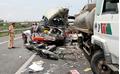 Ngày 30/4, cả nước xảy ra 36 vụ tai nạn giao thông làm chết 26 người