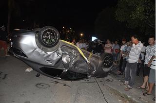 Ô tô gây tai nạn 5 người bị thương, một thai phụ nguy kịch