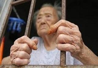 Nghi vấn mẹ già bị con dâu ngược đãi, bỏ đói, nhốt vào kho