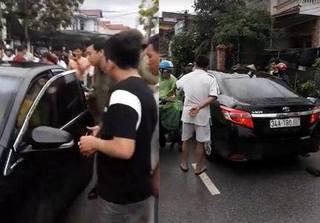 Tiến hành khám xét nhà đối tượng nghi bắt cóc bé gái 9 tuổi ở Hưng Yên