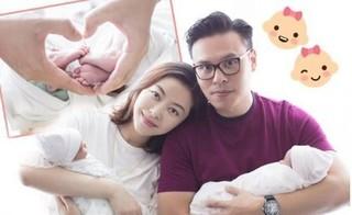 'Vợ Diệp Vấn' sinh con được chồng đại gia tặng nhà 9 tỷ, đút ăn hàng ngày