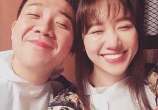 Trấn Thành và Hari Won, cặp vợ chồng 'lầy lội' nhất showbiz Việt