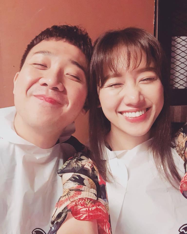 Trấn Thành- Hari Won, cặp vợ chồng 'lầy lội' nhất showbiz Việt