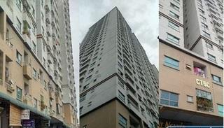 Giữa Thủ đô, cả tòa nhà 30 tầng 700 căn hộ 'chui qua lỗ kim', xây không phép