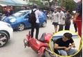 Vụ Chánh văn phòng tuyên bố sốc sau va chạm giao thông: Nam sinh lên tiếng
