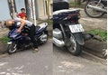 Nam Định: Phát hiện nam thanh niên chết ngồi trên xe Honda Airblade