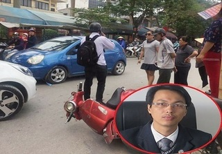 Luật sư nói gì về việc bà Chánh tuyên bố sốc 'con người không quan trọng' khi va chạm giao thông?