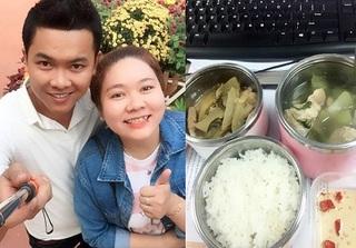 'Anh chồng của năm': Dậy từ 5h, nấu ăn sáng và chuẩn bị cơm trưa cho vợ mang đi làm