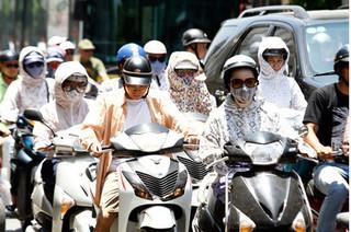 Dự báo thời tiết 7/5: Hà Nội nắng nóng, cao nhất 36 độ