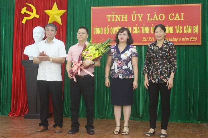 Con trai được thăng chức thần tốc, Bí thư Tỉnh ủy Lào Cai nói gì?
