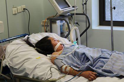 Nữ bệnh nhân nguy kịch vì mắc viêm não mô cầu ở bệnh viện bệnh nhiệt đới trung ương