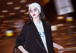 Nữ hoàng showbiz Phạm Băng Băng xinh đẹp lên đường sang Pháp dự Cannes