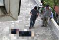 Ninh Bình: Nam thanh niên leo lên tầng 11 bệnh viện rồi nhảy lầu tự tử