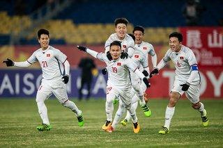 HLV Park Hang Seo chốt xong đội hình Olympic Việt Nam tại Asiad