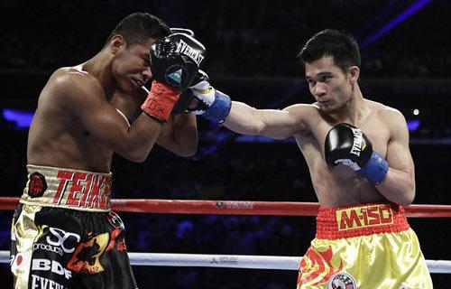 Srisaket Sor Rungvisai: Từ người nhặt rác đến thiên tài boxing Thái Lan