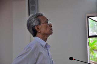 Báo cáo khẩn vụ bị cáo Nguyễn Khắc Thủy dâm ô trẻ em được hưởng án treo