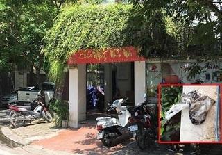 Chủ nhân ngôi nhà bị ném chất bẩn là người đăng tải clip tài xế taxi Mai Linh bị đánh lên mạng xã hội