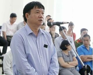 Tòa phúc thẩm bác kháng cáo, ông Đinh La Thăng y án 13 năm tù