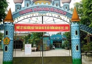Thanh Hóa: Bé trai 3 tuổi bị chó của bảo vệ nhà trường cắn nhập viện
