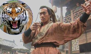 Những cảnh đả hổ gay cấn nhất trên màn ảnh Hoa ngữ