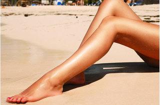 Giảm mỡ đùi, bắp chân thẩm mỹ an toàn với công nghệ Laser Lipo