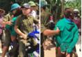 Sự thật người phụ nữ bị bao vây vì nghi bắt cóc trẻ em ở Vĩnh Phúc