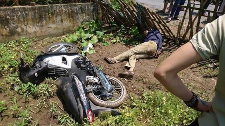 Nam thanh niên trộm xe máy bị người dân vây đánh trọng thương