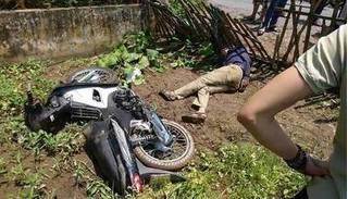 Nam Định: Trộm xe máy, nam thanh niên bị người dân vây đánh trọng thương