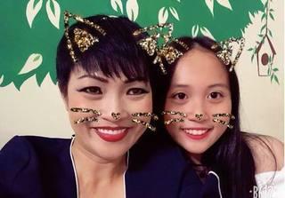 Phương Thanh được con gái cho phép lấy chồng, sinh thêm em