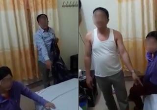 Trưởng công an xã bị bắt quả tang vào nhà nghỉ với vợ người khác
