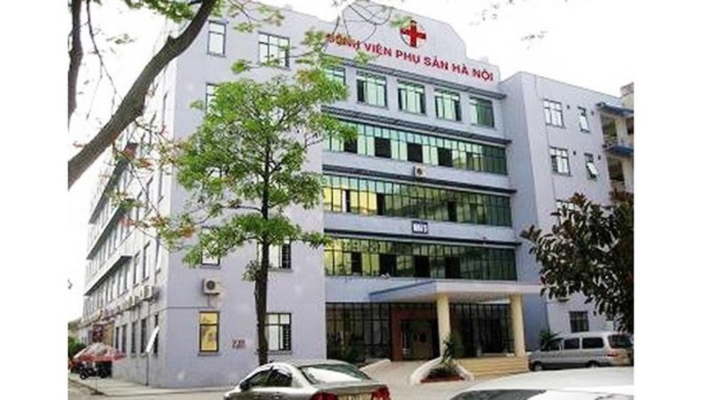 Bệnh viện Phụ sản Hà Nội là bệnh viện tuyến cuối về sản khoa