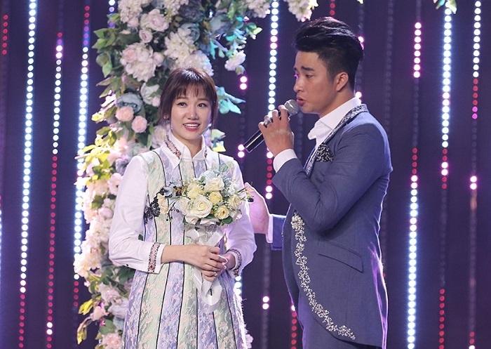 Hari Won tiết lộ thường bị Trấn Thành gọi là 'heo' sau gần 2 năm cưới