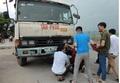 Hà Tĩnh: Phơi lúa trên quốc lộ 1A, người phu nữ bị xe tải tông tử vong