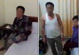 Vụ trưởng công an xã bị bắt ở trong nhà nghỉ với vợ người khác: 'Tôi và anh ta từng là bạn rất thân'