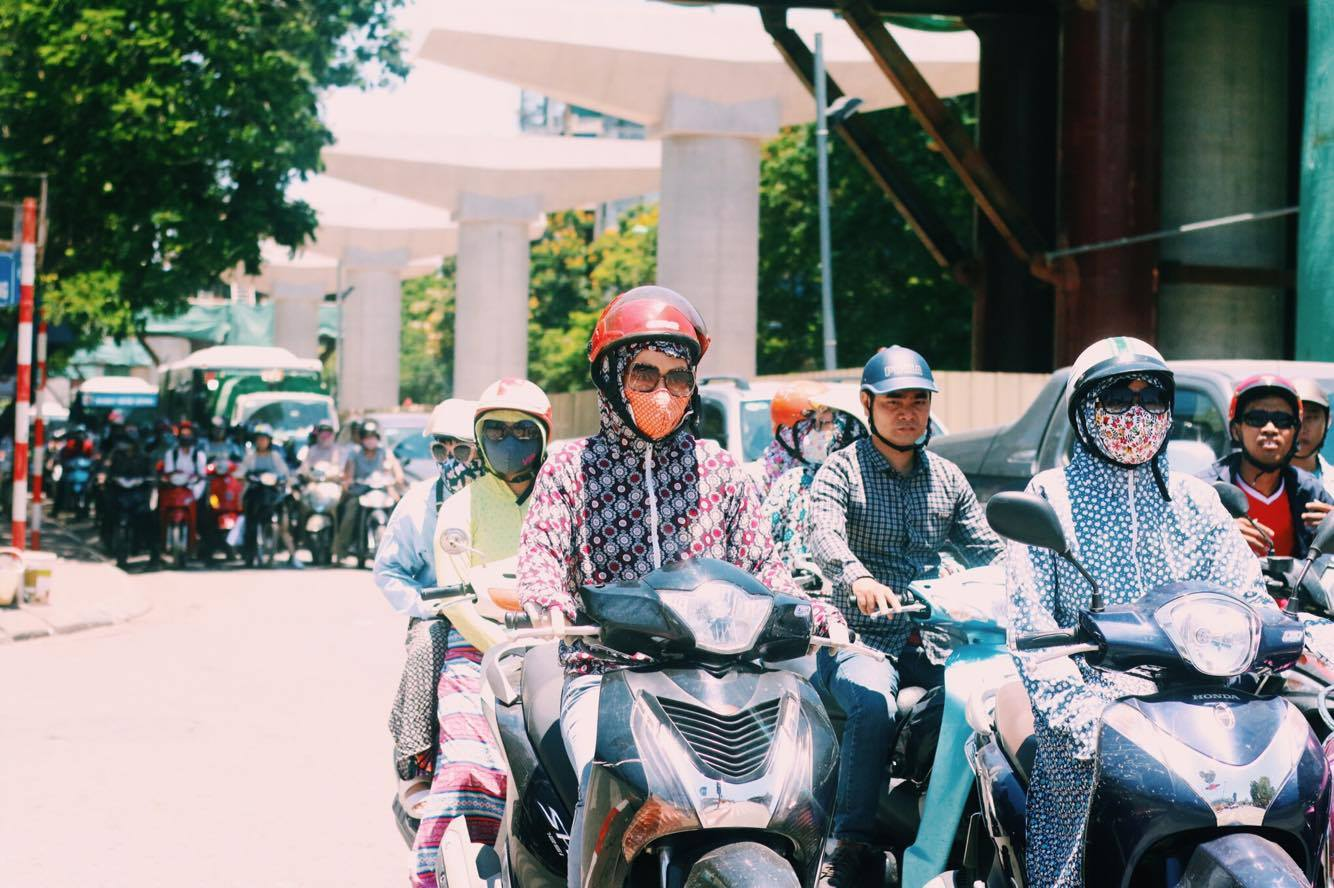 Dự báo thời tiết 21/5: Hà Nội nắng cao nhất 36 độ, Sài Gòn mưa lớn