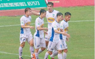 Đội hình tiêu biểu vòng 8 V.League: Dấu ấn đậm nét của 'dàn sao' U23 Việt Nam