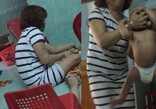 Vụ bạo hành trẻ em ở Đà Nẵng: Chủ cơ sở mầm non nói clip 'dàn dựng'