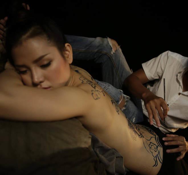 Phương Trinh Jolie kể chuyện từng làm việc với họa sĩ bị tố hiếp dâm
