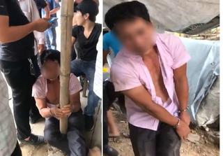 Hà Nội: Giả danh công an bắt giữ người giữa đường