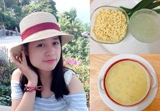 Học theo mẹ 8X nấu chè nha đam đậu xanh ngon mát, xua tan oi nóng mùa hè