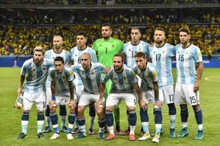 Đội tuyển Argentina công bố danh sách tham dự World Cup 2018